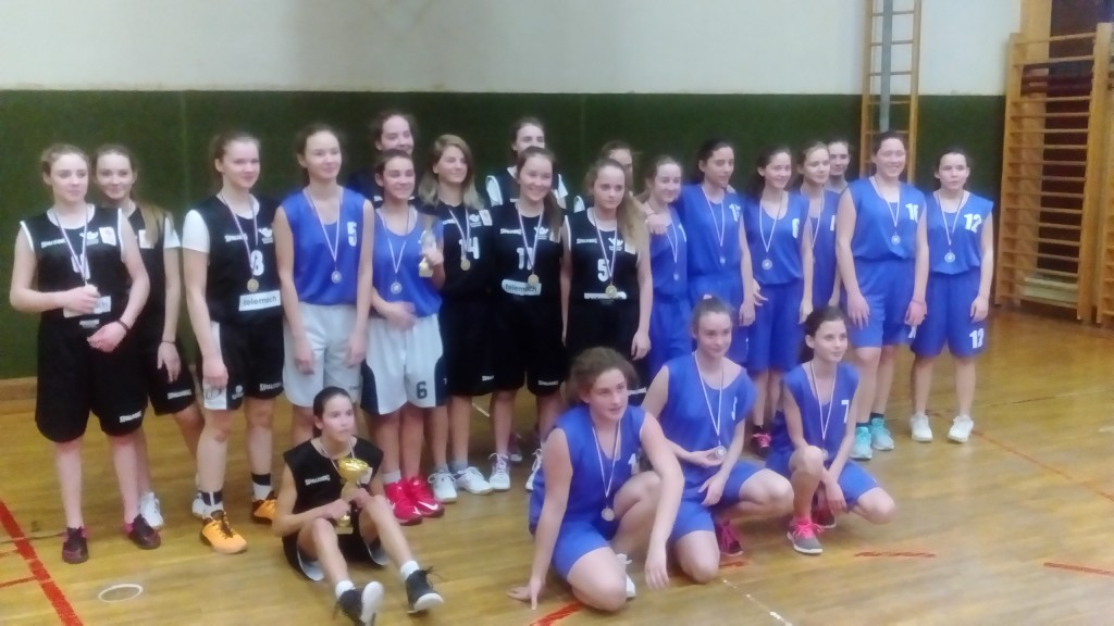 Občinsko prvenstvo iz košarke!