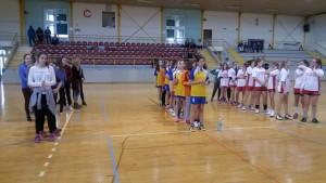 Četrtfinale državnega prvenstva v rokometu za dekleta