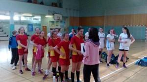 Polfinale državnega prvenstva v rokometu za dekleta