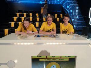 Naša ekipa MSC se je uvrstila v četrtfinale tekmovanja