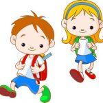 Vabilo za bodoče prvošolce in prvošolke
