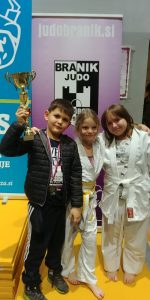 Osnovnošolsko področno tekmovanje v judu