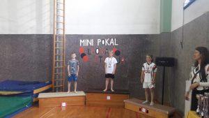 Tekmovanje v gimnastiki