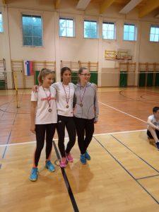 Občinsko prvenstvo v badmintonu