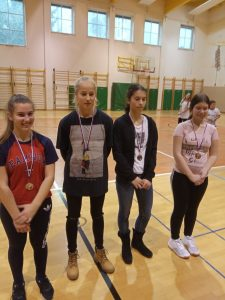 Področno posamično tekmovanje v badmintonu