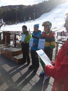 Prvenstvo v alpskem smučanju ter deskanju na snegu